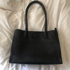 Osprey leather purse
